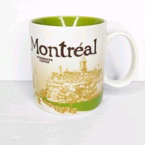 Starbucks Montreal Collector Series Mug 16oz